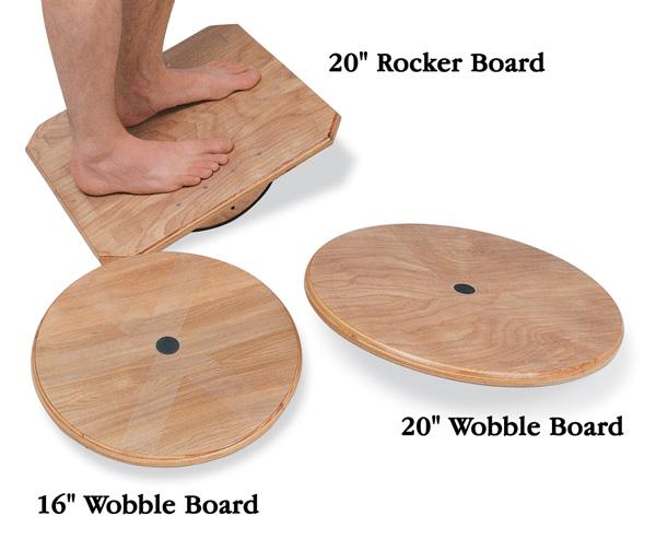Fitter Rocker And Wobble Boards