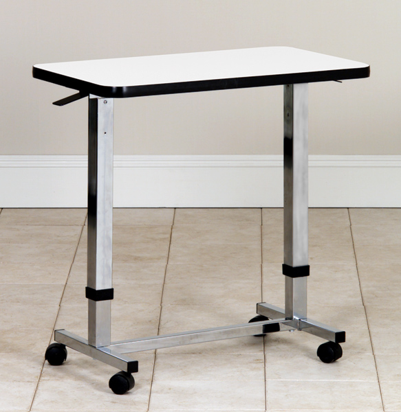 Portable Height Adjustable Table North Coast Medical