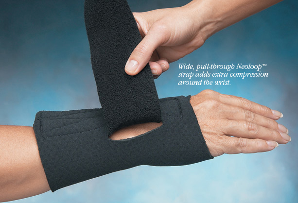 Comfort Cool Wrist And Thumb Cmc Splint North Coast Medical