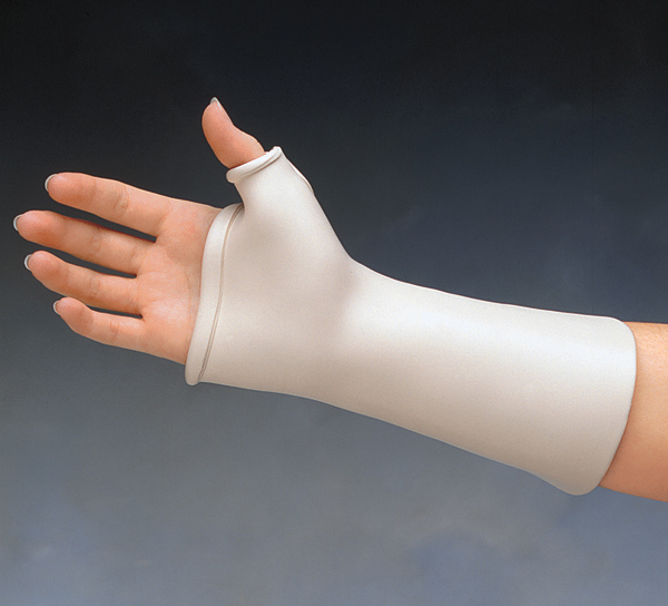 Wrist and Thumb Spica Precut Splint | North Coast Medical