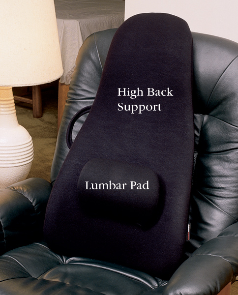 Obusforme Seat And Back Supports
