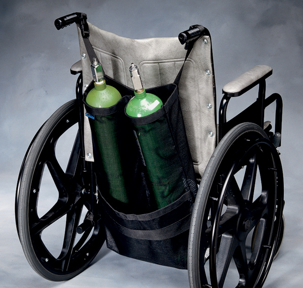 Wheelchair Oxygen Carriers & Wheelchair Oxygen Carriers | North Coast Medical