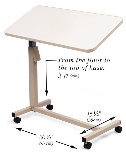 Mobile Table North Coast Medical