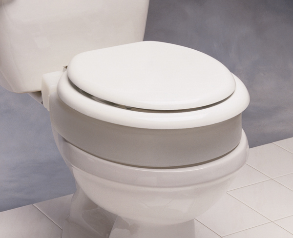 Hinged Elevated Toilet Seats North Coast Medical