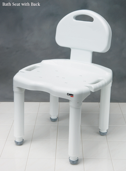 Carex 174 Universl Bath Seats North Coast Medical
