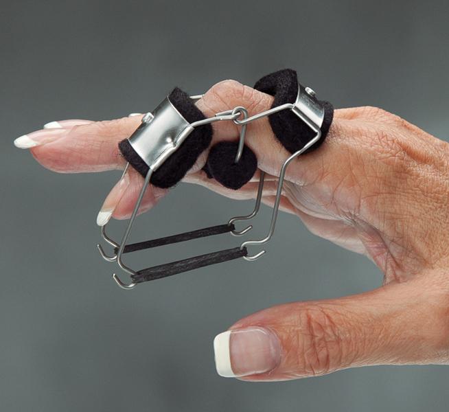 Bunnell Finger Knuckle Bender Splint North Coast Medical