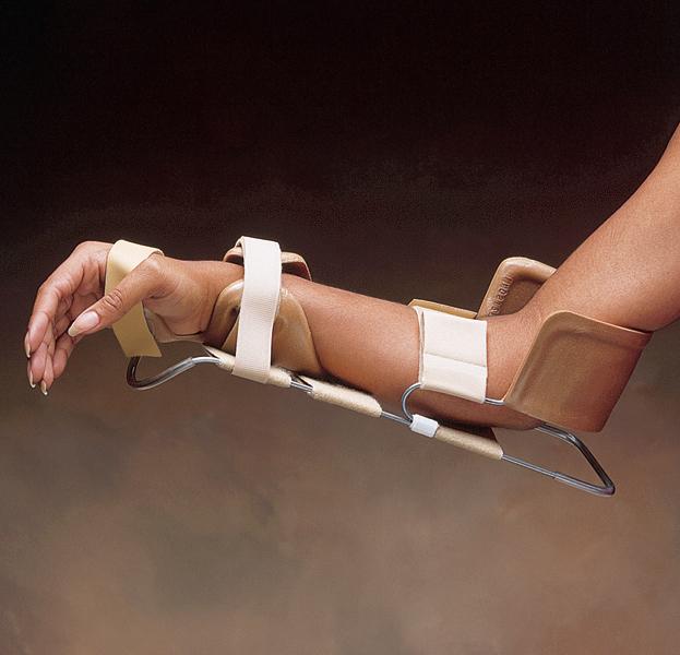 LMB Wire-Foam Pronation Supination Splint | North Coast Medical