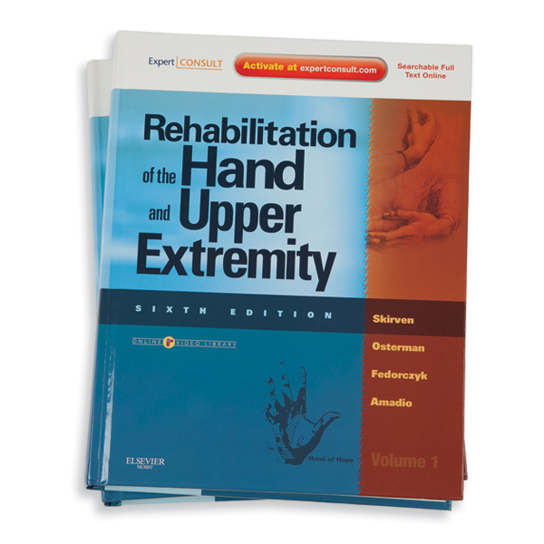 Book Rehabilitation Of The Hand 6th Edition North Coast Medical