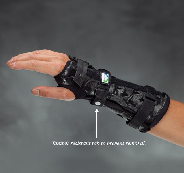 Fastform 174 Thermoplastic Wrist Precut Orthosis North
