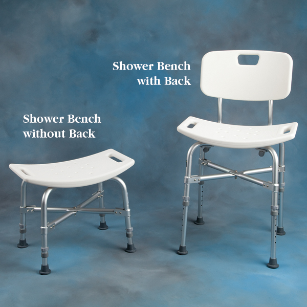 Heavy Duty Bariatric Shower Benches North Coast Medical