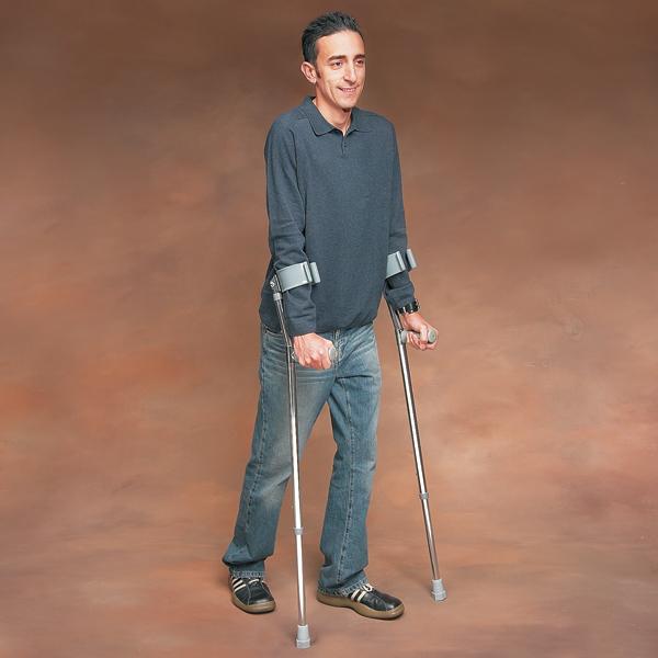 Forearm Crutches North Coast Medical