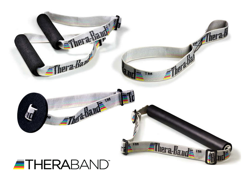 Thera band accessories north coast medical for 10 minute trainer door attachment