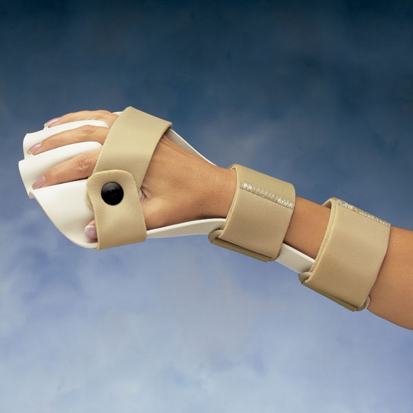 Preformed Anti Spasticity Ball Splint North Coast Medical