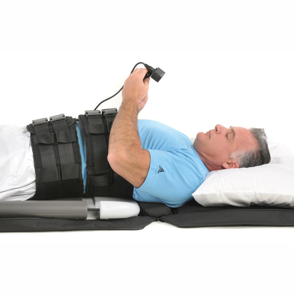 Saunders Lumbar Home Traction Device North Coast Medical
