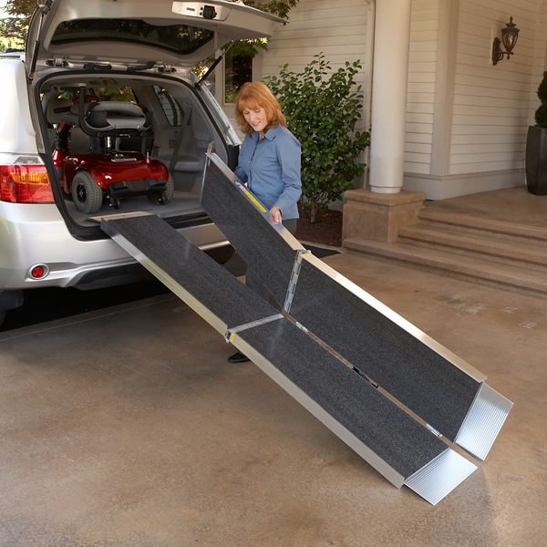 Ez Access 174 Suitcase Ramps North Coast Medical