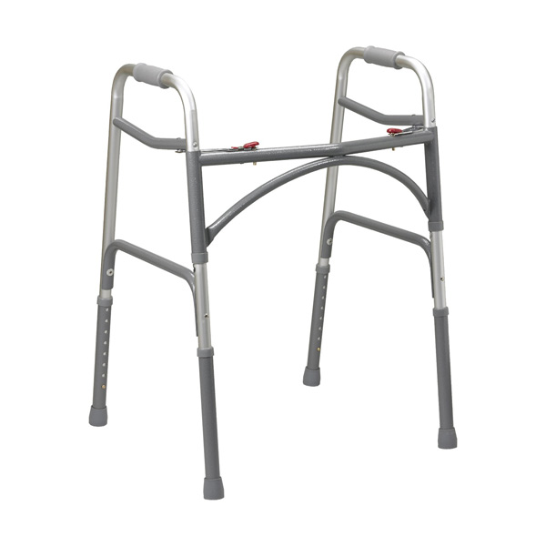 Phenomenal Double Button Extra Wide Adult Folding Bariatric Walker Gmtry Best Dining Table And Chair Ideas Images Gmtryco